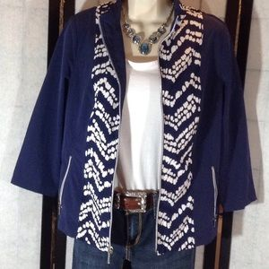 Zenergy by Chico's jacket